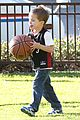 mark wahlberg basketball with brendan 20
