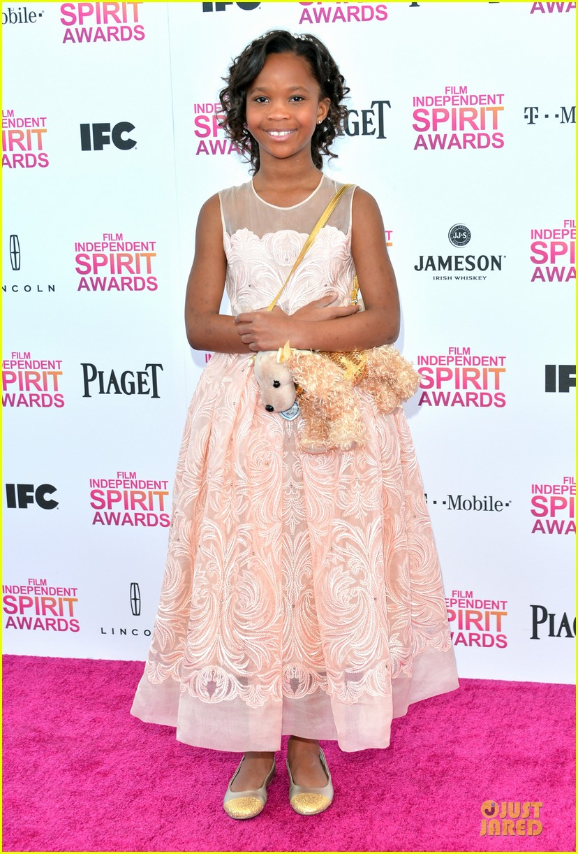 quvenzhane wallis independent spirit awards 2013 012817784