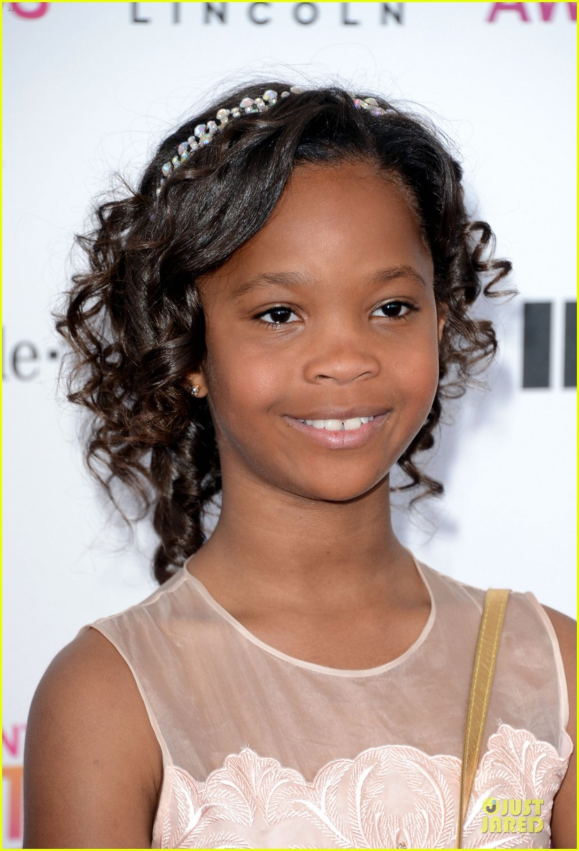 quvenzhane wallis independent spirit awards 2013 10