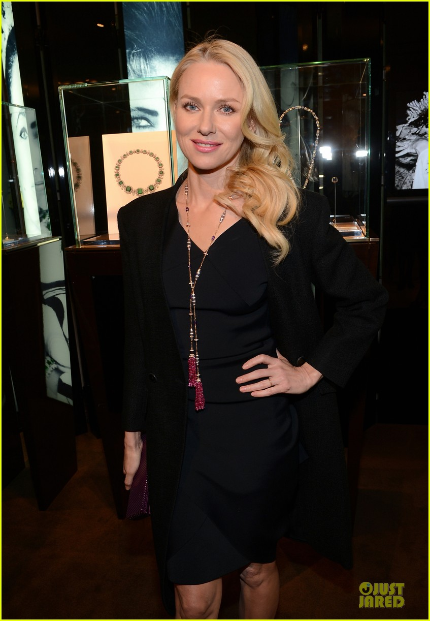 naomi watts bvlgari celebration of elizabeth taylor collection 062815541