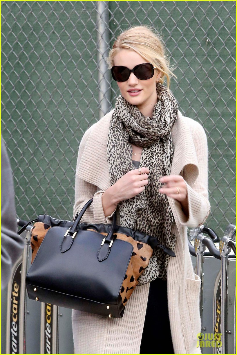 rosie huntington whiteley la london style are different 02