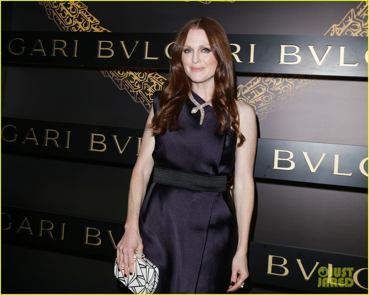 olivia wilde julianne moore bulgari serpenti event 02
