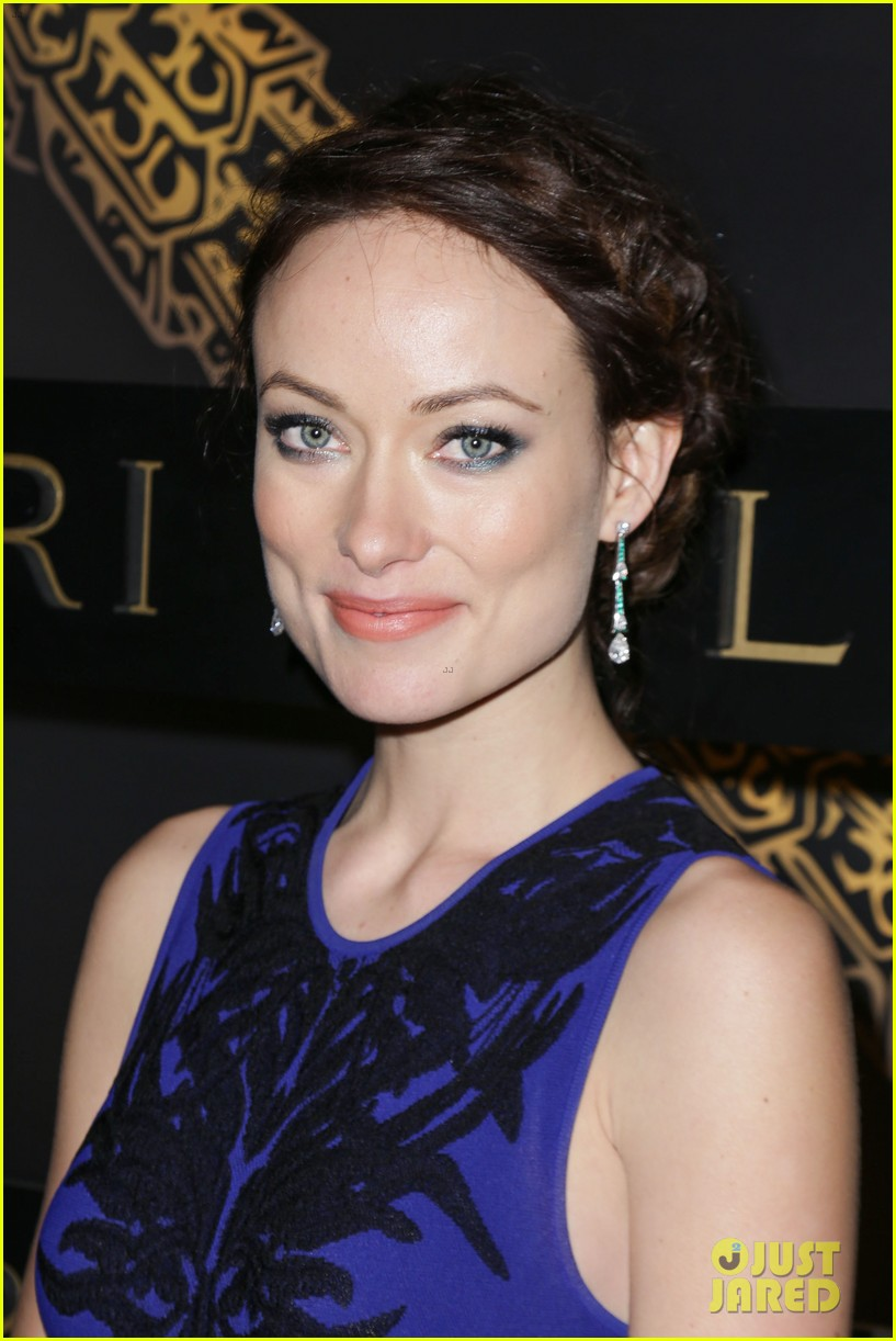 olivia wilde julianne moore bulgari serpenti event 122808482