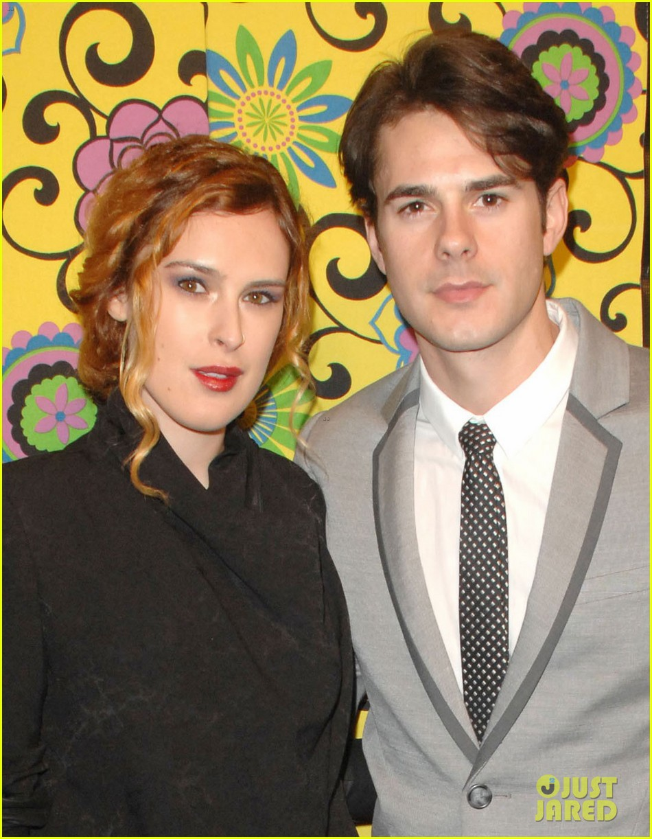 rumer willis new normal cast family equality event 08