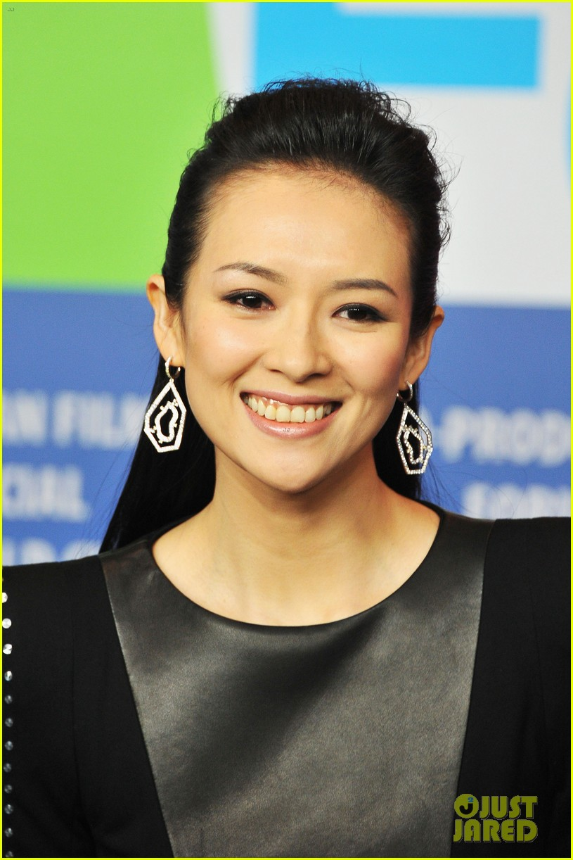 ziyi zhang grandmaster premiere photo call in berlin 102806802