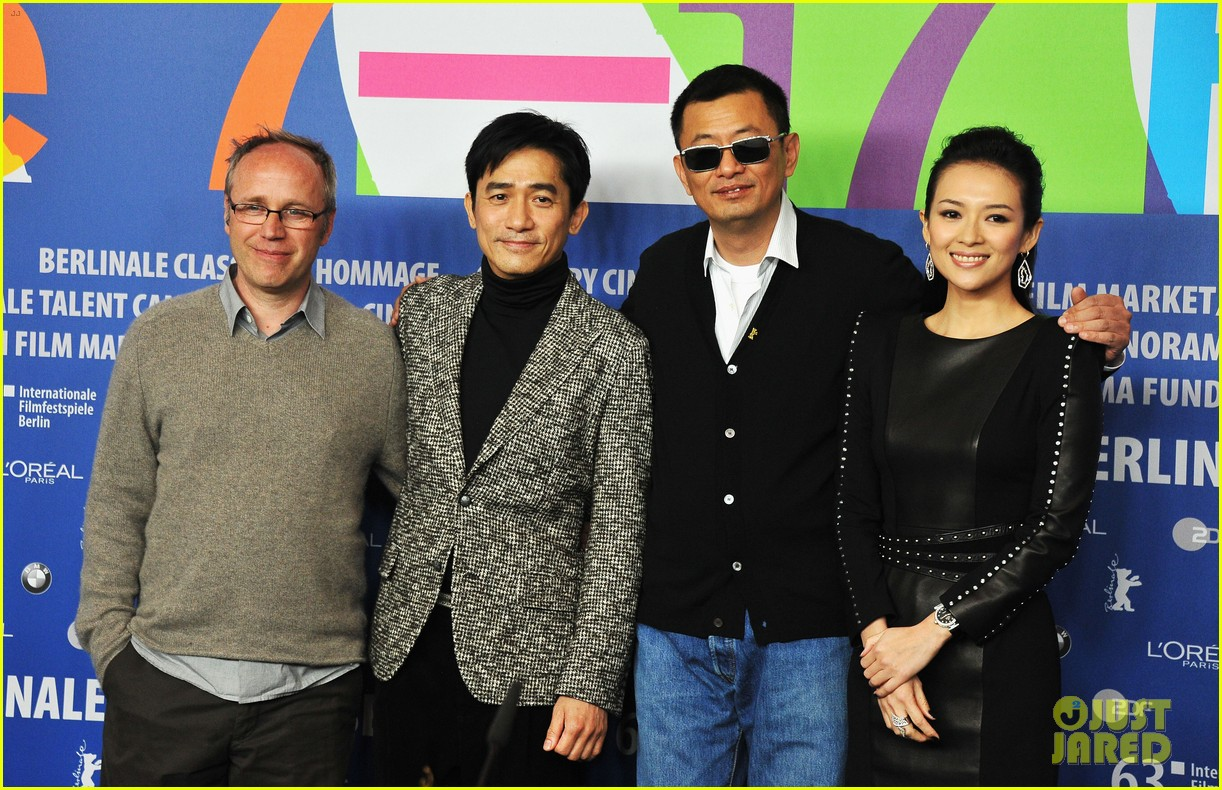 ziyi zhang grandmaster premiere photo call in berlin 12