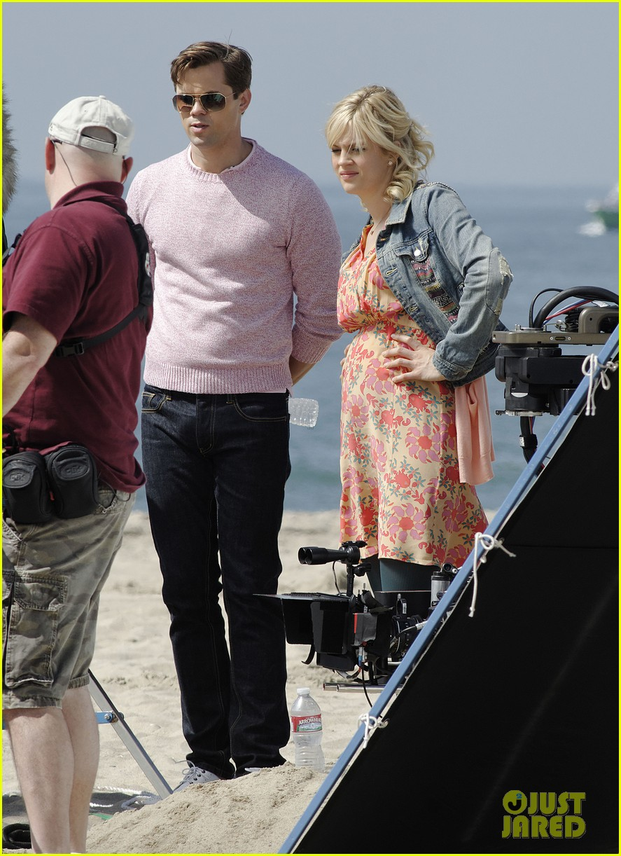 andrew rannells justin bartha new normal beach filming 21