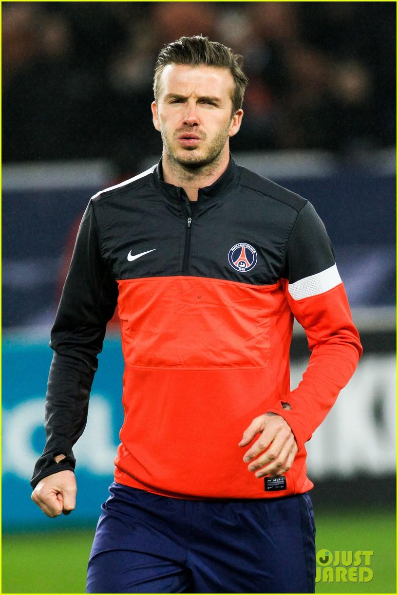 Full Sized Photo of da... David Beckham