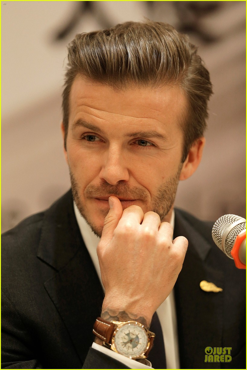 david beckham qingdao jonoon football club 072835923