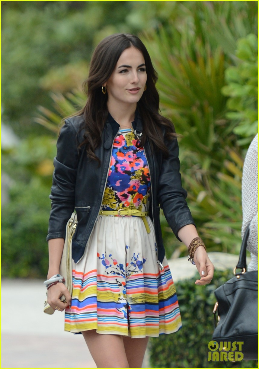 camilla belle beach