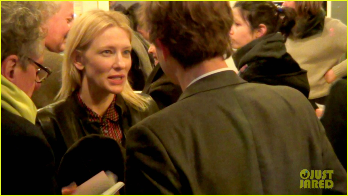 cate blanchett find 2013 showcase with geoffrey rush 082832494