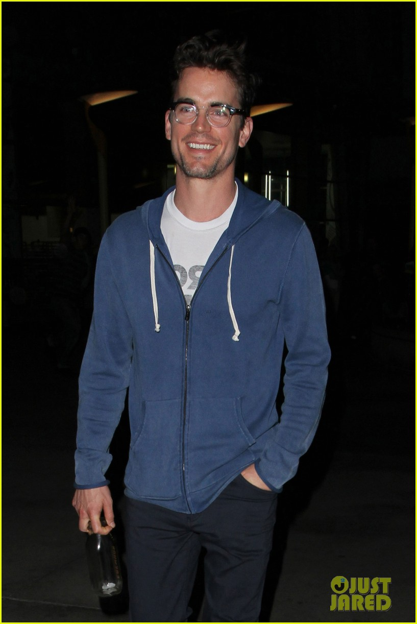 matt bomer solo movie night 032830960