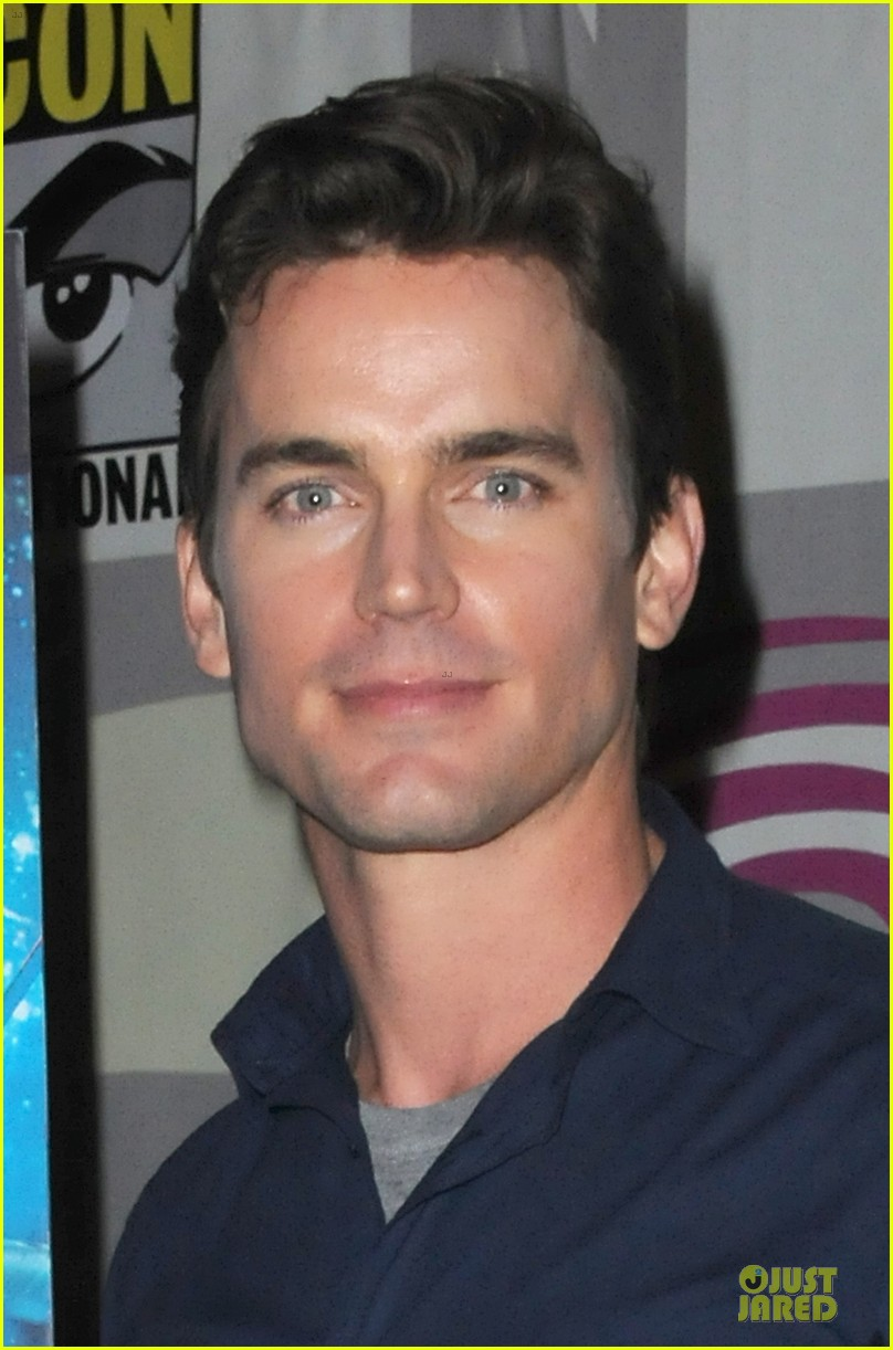 matt bomer superman unbound wondercon panel 02