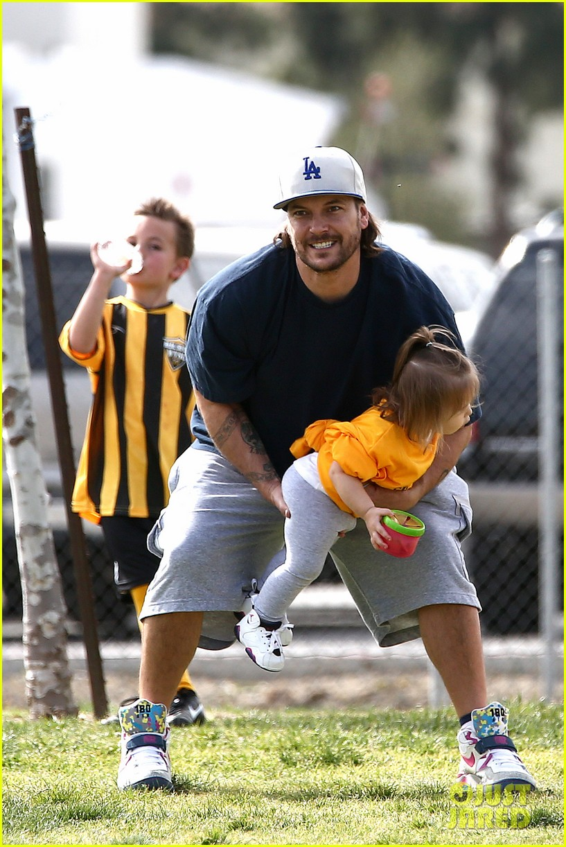 britney spears kevin federline sean preston jayden james soccer games 05