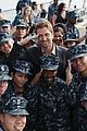 gerard butler olympus has fallen camp pendleton screening 03