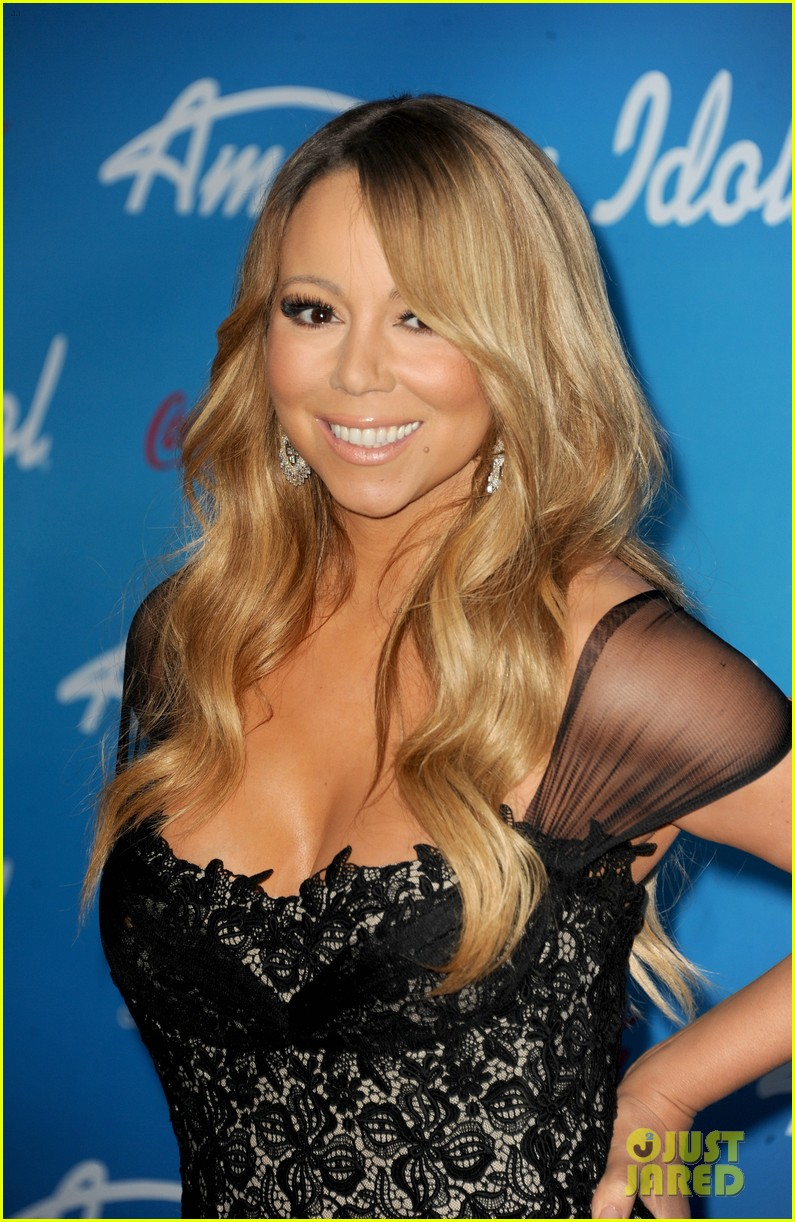 mariah carey american idol 2013 season 12 finalists party 102827140