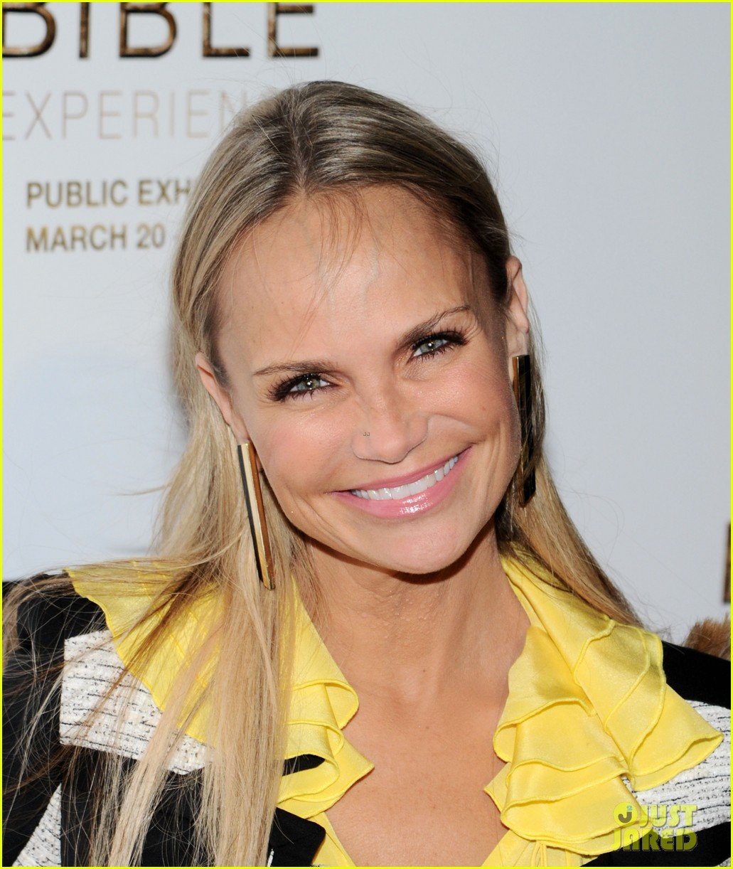 kristin chenoweth the bible experience opening night gala 01