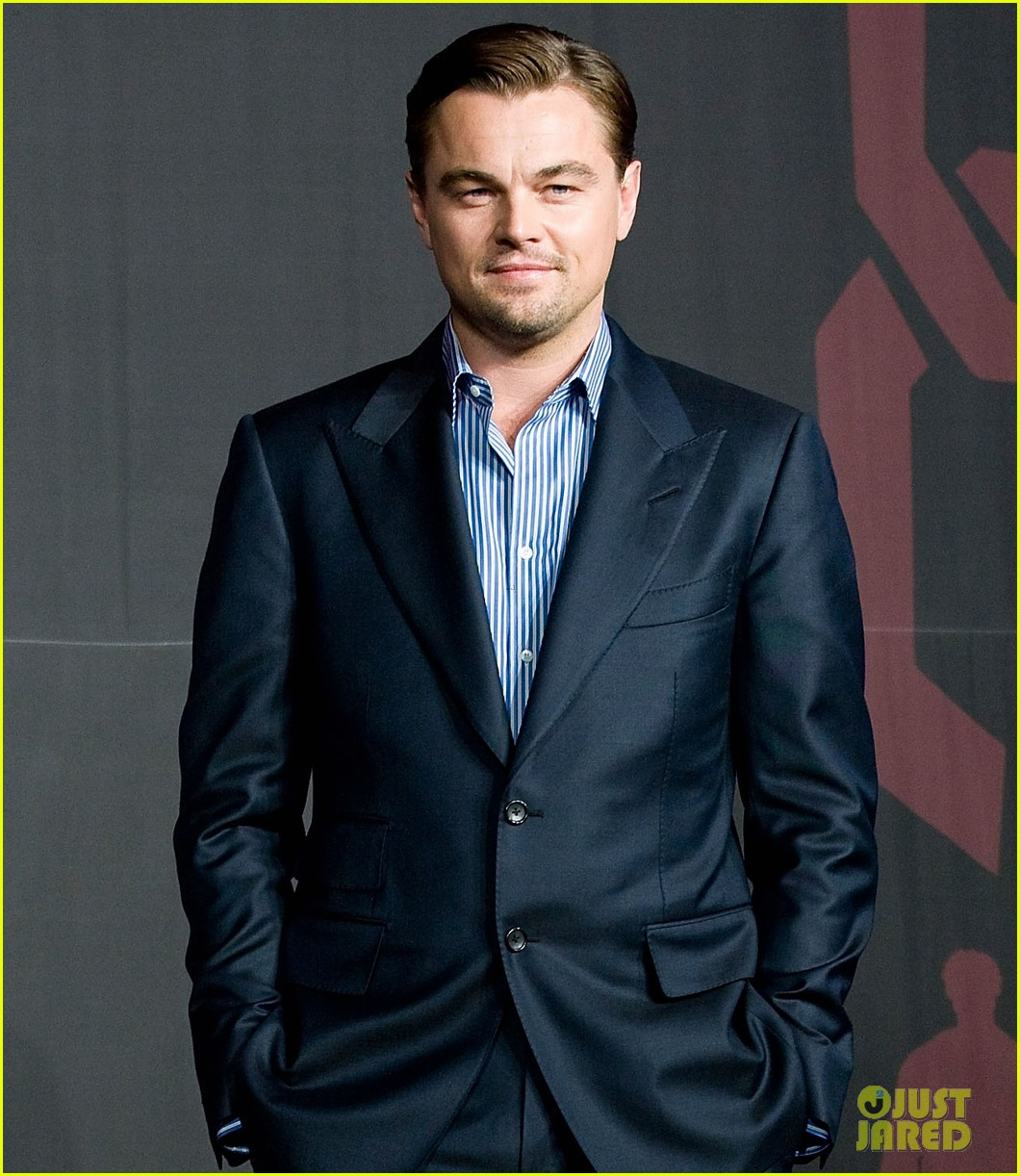 leonardo dicaprio django unchained seoul press conference 05