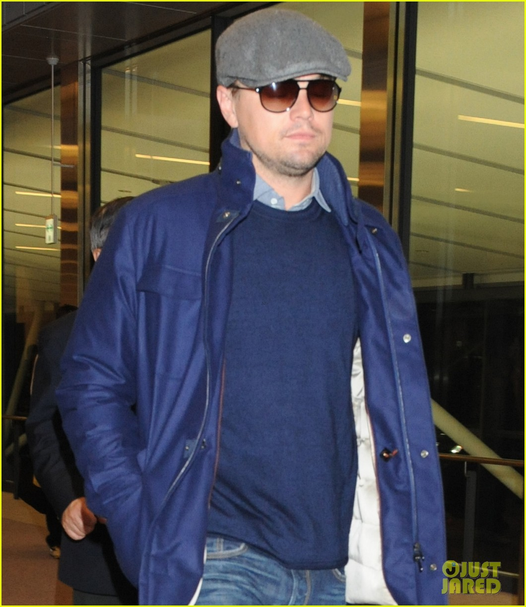 leonardo dicaprio from los angeles to japan 04