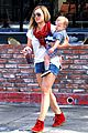 hilary duff mike comrie charlies pantry with baby luca 10