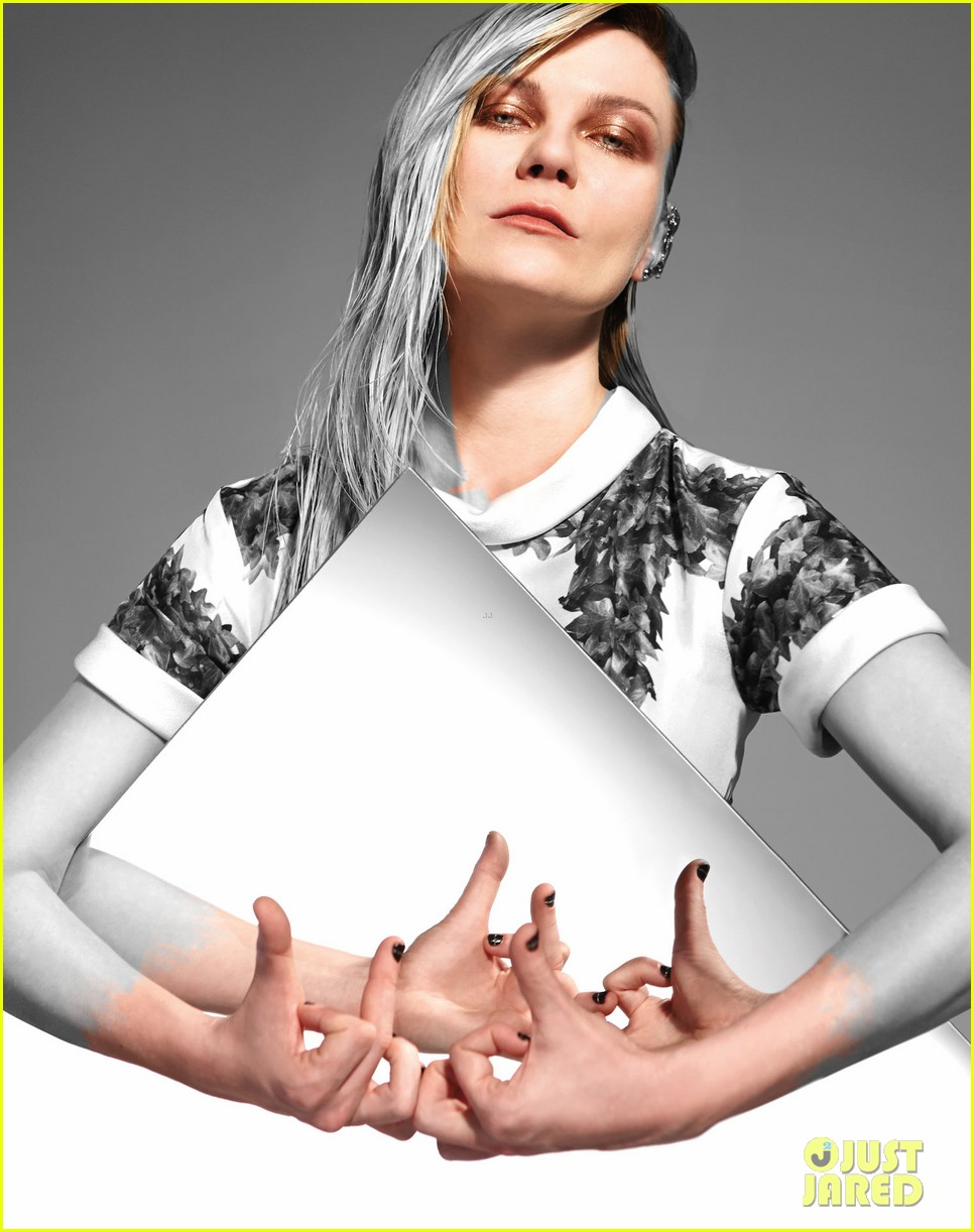 kirsten dunst bullett magazine spring feature 062838612