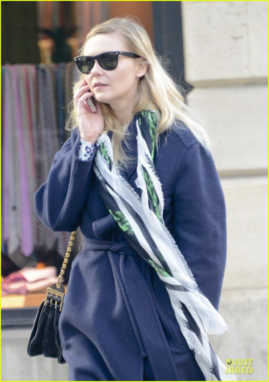 Kirsten Dunst & Garrett Hedlund: Saint Laurent Fashion ...