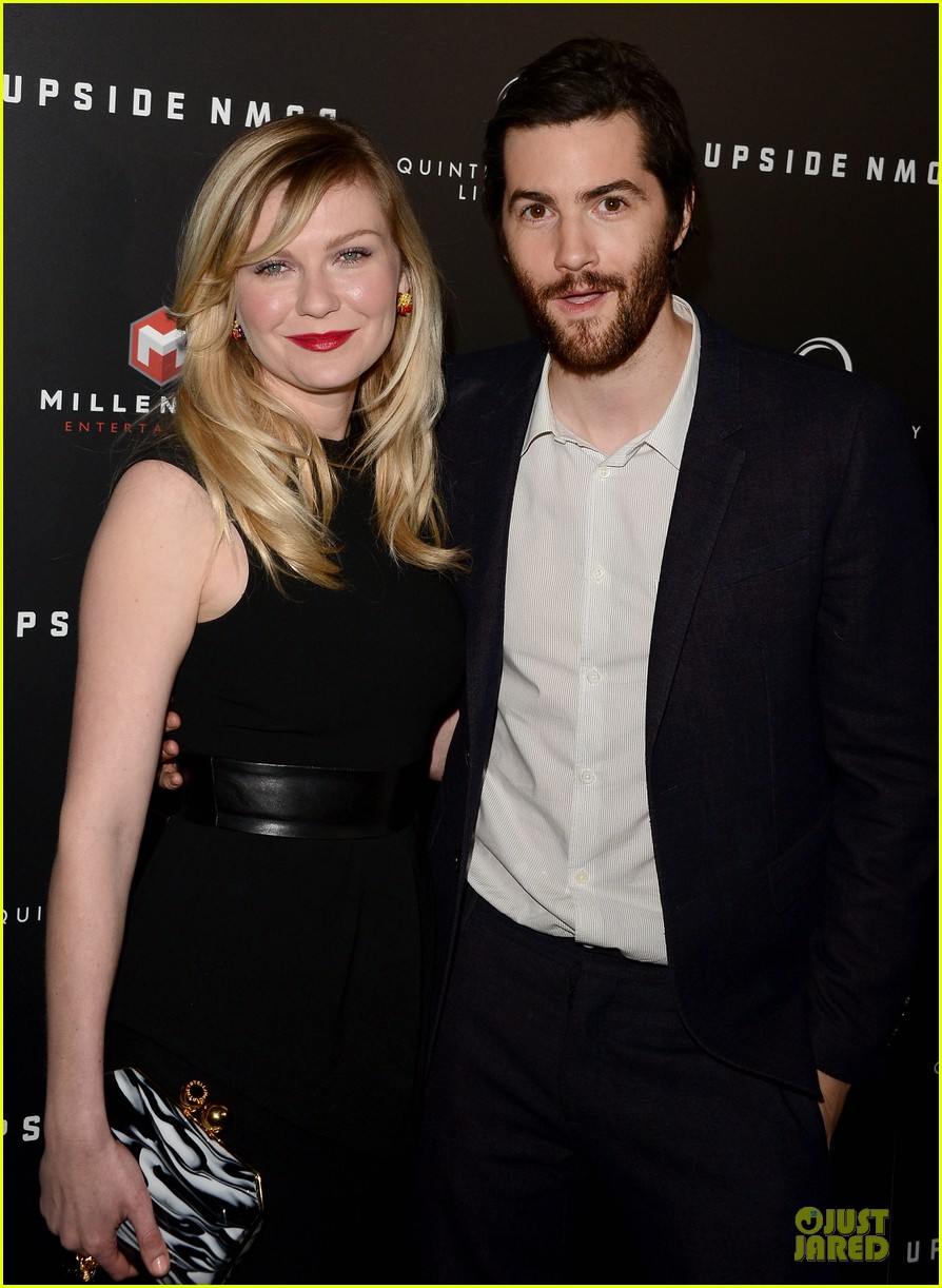 kirsten dunst jim sturgess upside down hollywood screening 022829656
