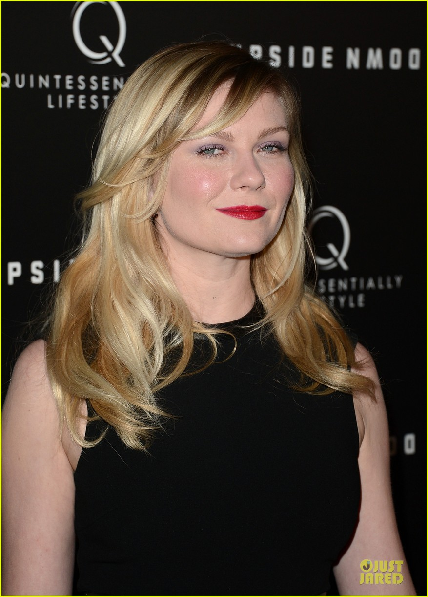 kirsten dunst jim sturgess upside down hollywood screening 14