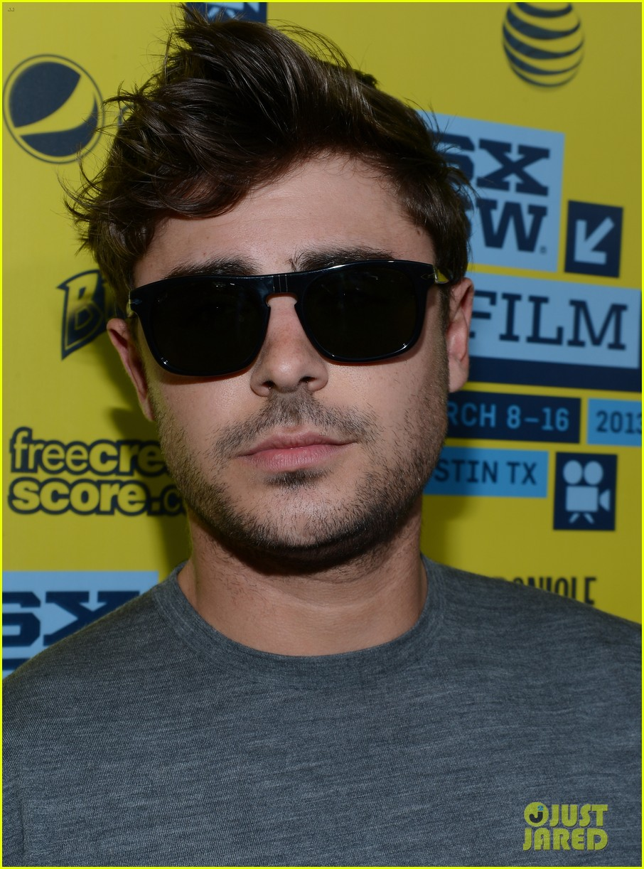 zac efron dennis quaid at any price sxsw premiere 02