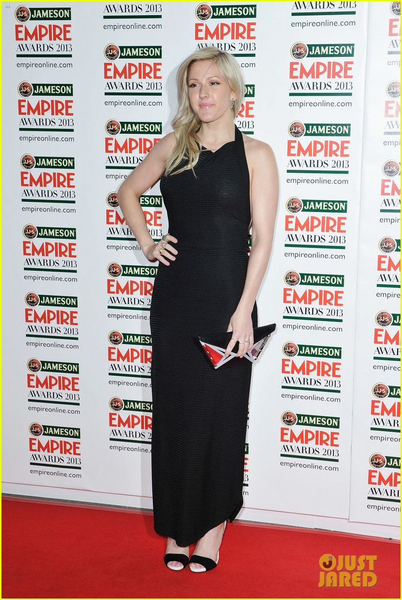 ellie goulding jameson empire awards 102837102