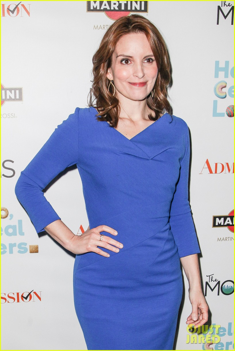 tina fey admission screening celebration 122825674