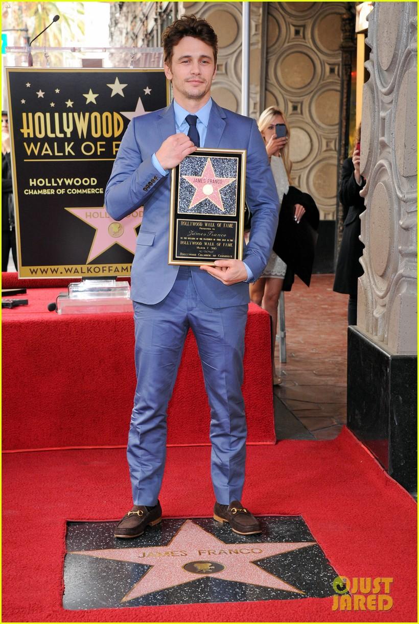 james franco hollywood walk of fame star ceremony 062826843