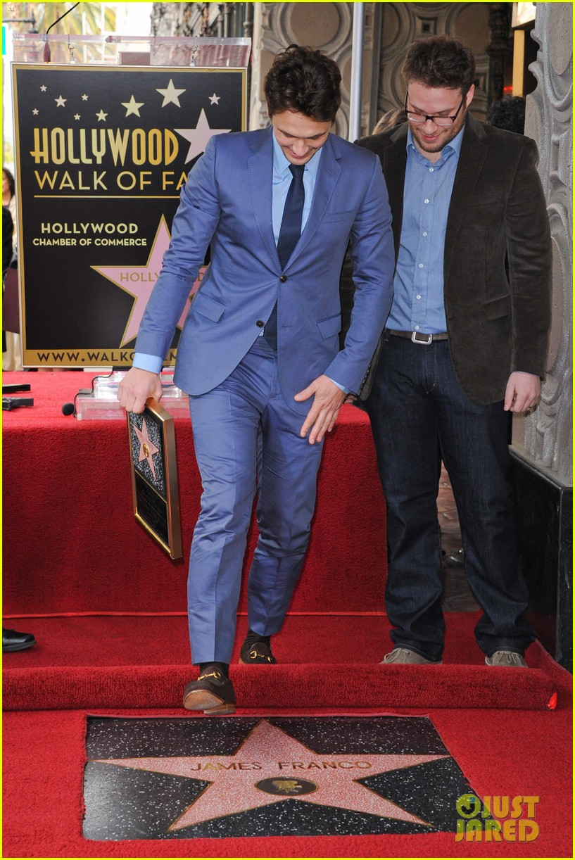 james franco hollywood walk of fame star ceremony 202826857