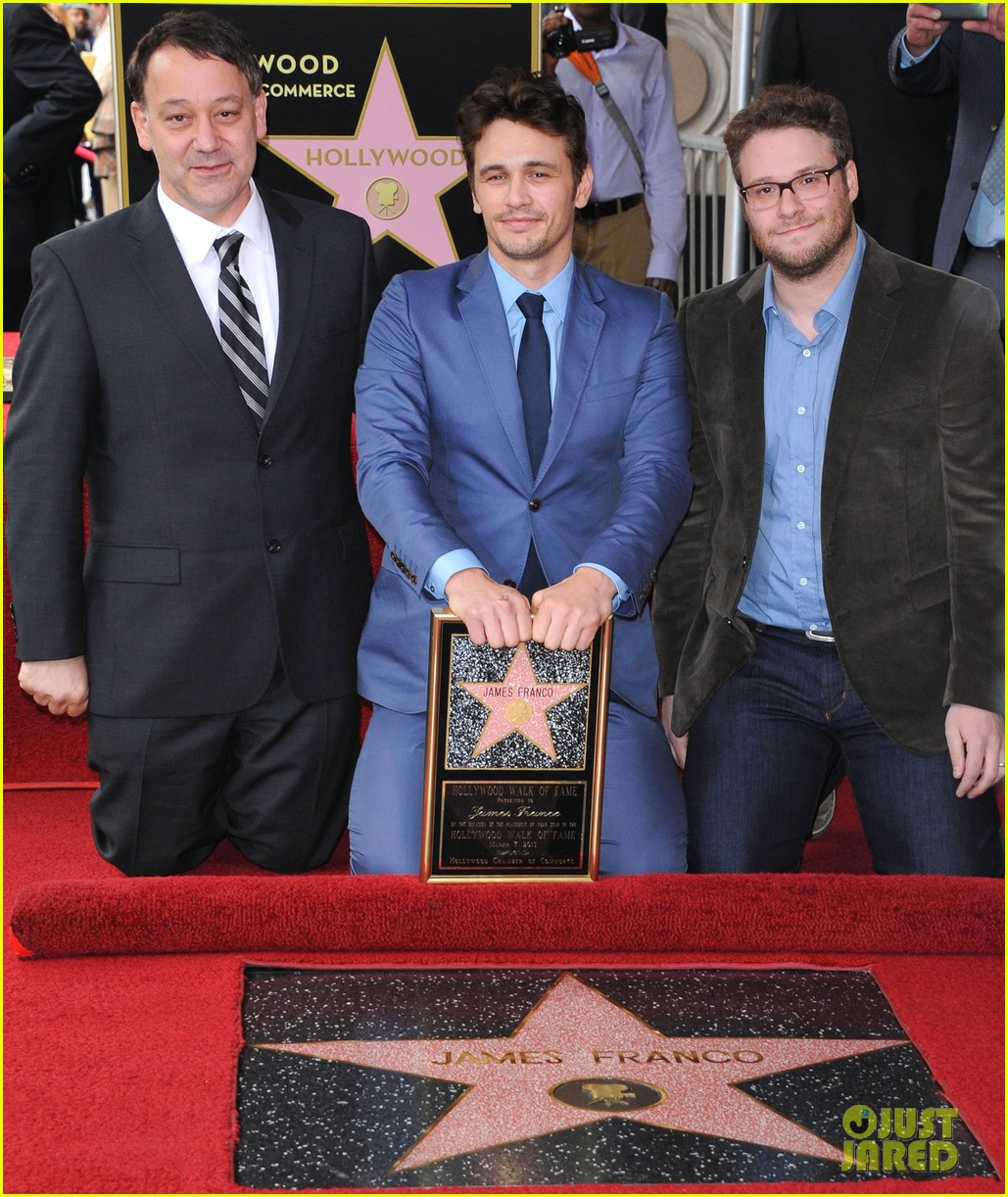 james franco hollywood walk of fame star ceremony 29