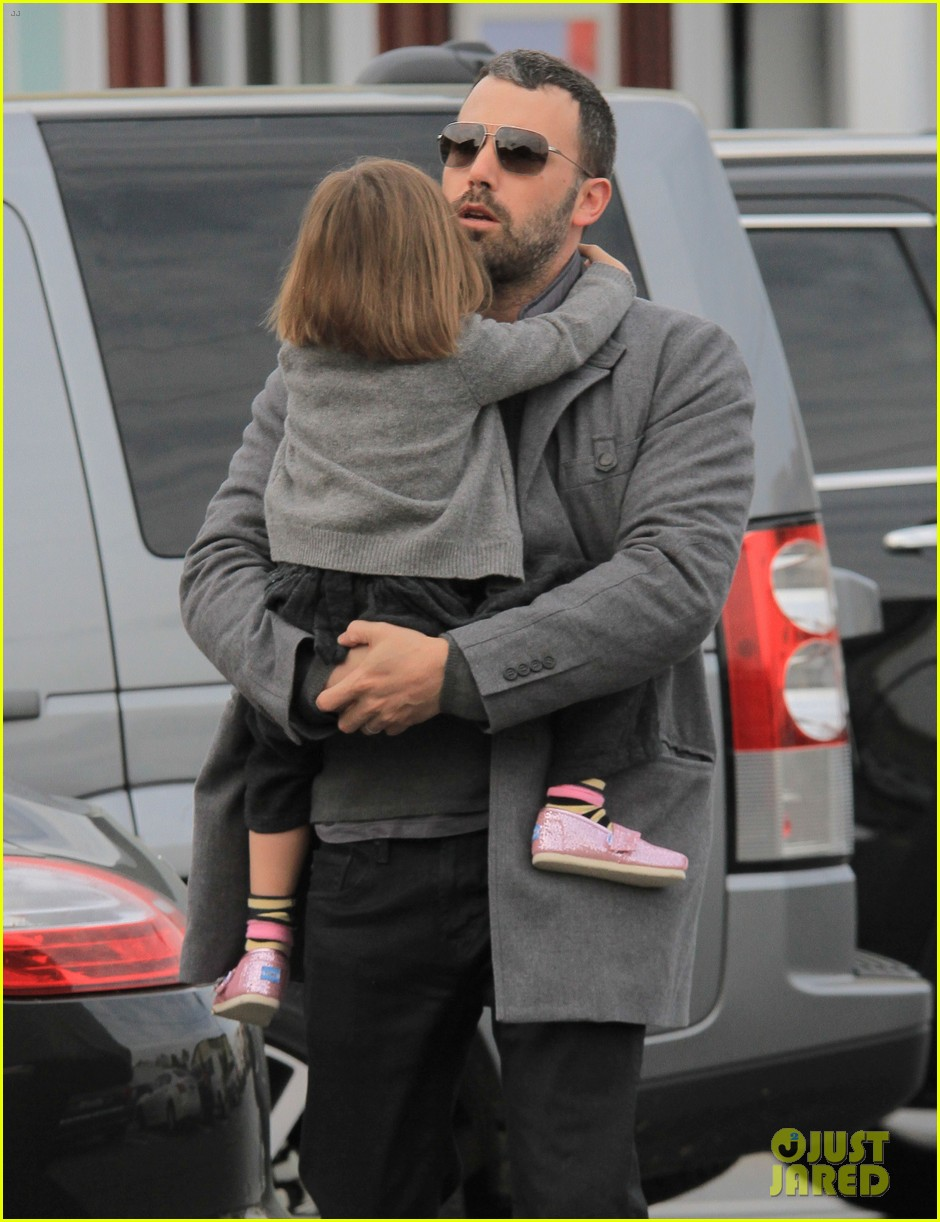 jennifer garner ben affleck morning coffee run with sera 02