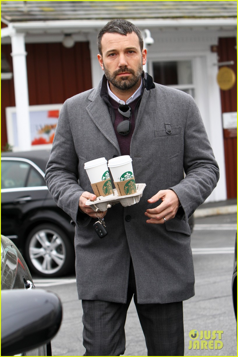 jennifer garner ben affleck morning coffee run with sera 04
