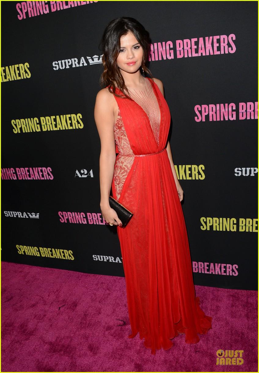 selena gomez rachel korine spring breakers hollywood premiere 092830829