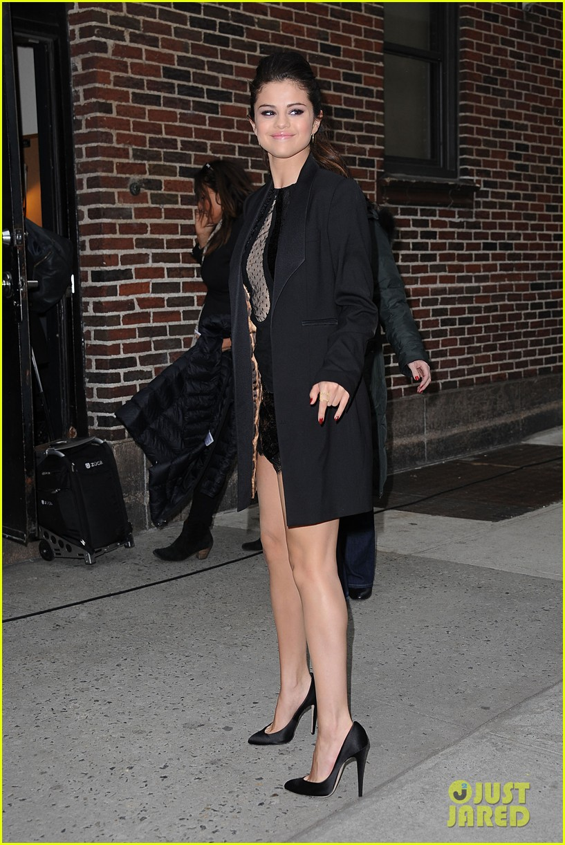 selena gomez late show with david letterman appearance 11