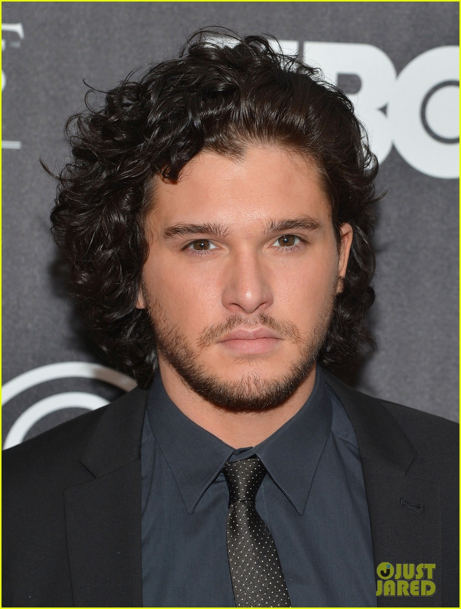kit harington game of thrones exhibition opening 21