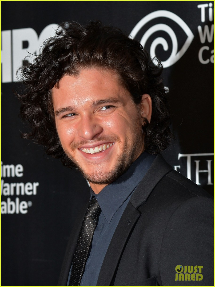 kit harington game of thrones exhibition opening 22