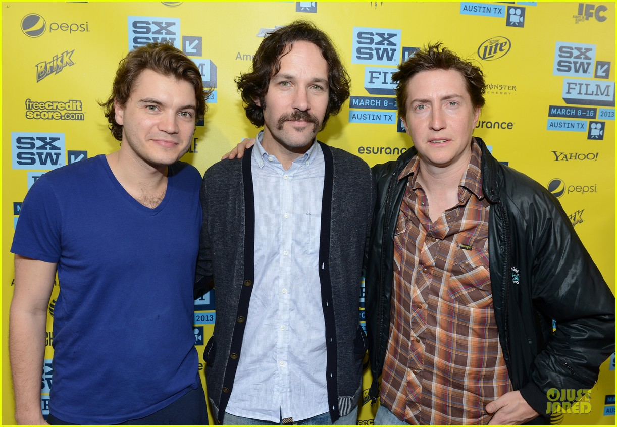 emile hirsch paul rudd prince avalanche sxsw screening 01