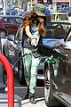 vanessa hudgens low profile gas station stop 05