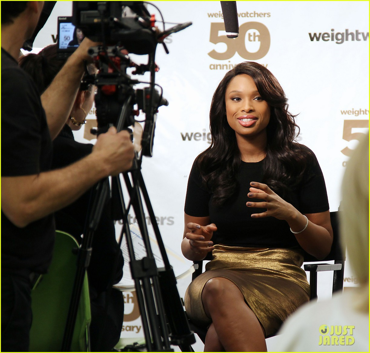 jennifer hudson weight watchers 50th anniversary 06