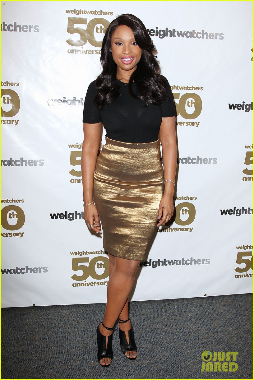 jennifer hudson weight watchers 50th anniversary 132837718