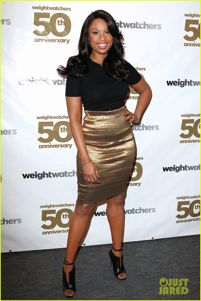 jennifer hudson weight watchers 50th anniversary 212837726