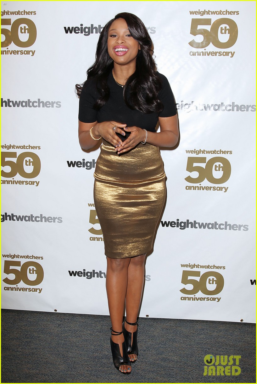 jennifer hudson weight watchers 50th anniversary 27