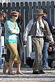sarah hyland emile hirsch bonnie clyde set 01