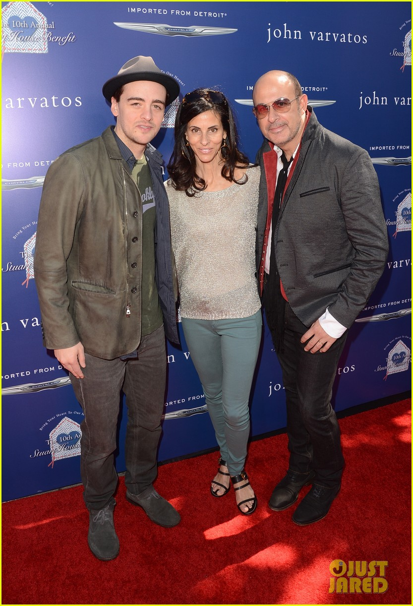 joe manganiello louise roe john varvatos stuart house benefit 31