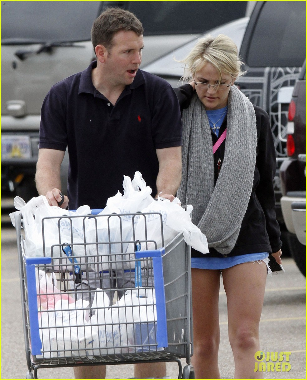 jamie lynn spears grocery shopping with jamie watson 132840646