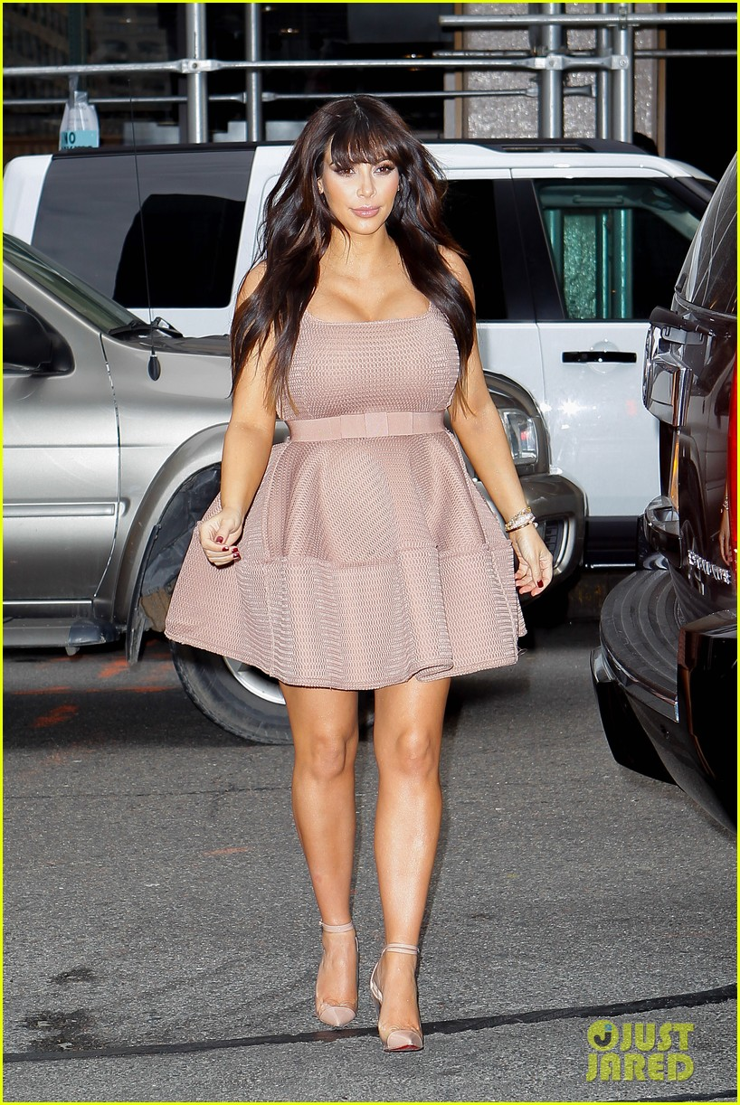kim kardashian on her pregnancy i feel really good 08